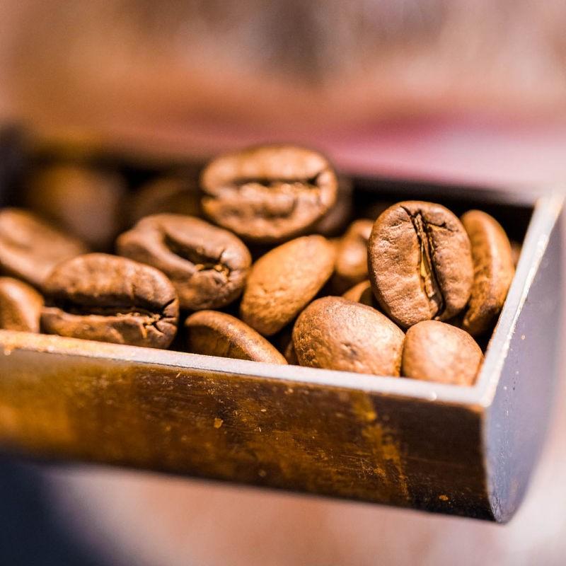 Kaffee Rösten Teströstung