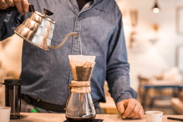 MUMAC Academy - Filterkaffee - Brewing