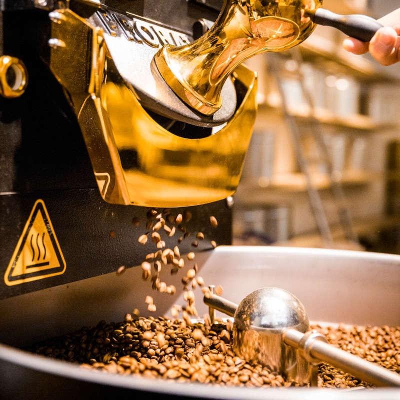 Kaffee rösten selber machen