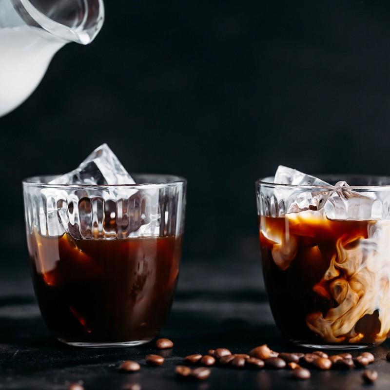 Iced Latte Rezept