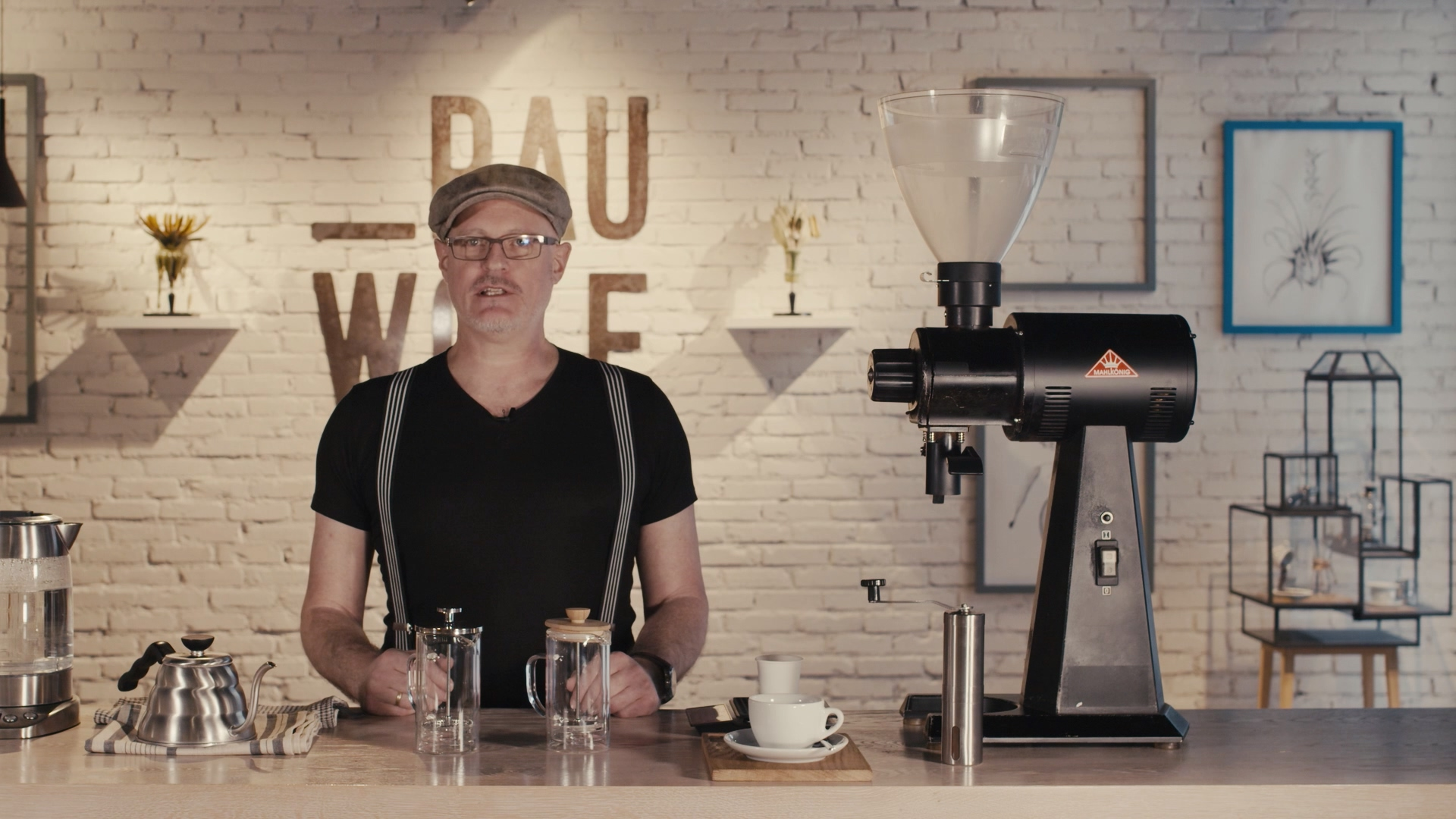 french-press-zubereitung-kaffee-mahlen