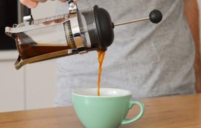 French Press Kaffee: Anleitung für die Pressstempelkanne