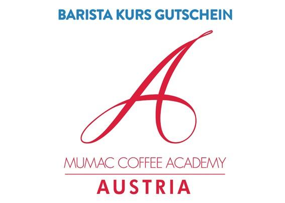 MUMAC Barista-Kurs-Gutschein