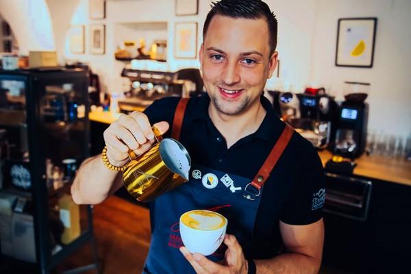 MUMAC Academy - Latte Art