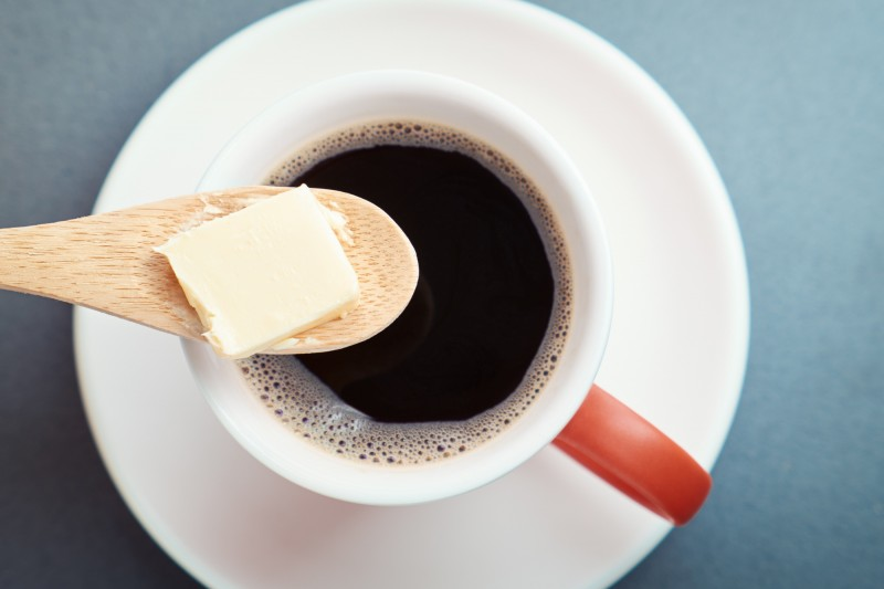Bullet Proof Kaffee