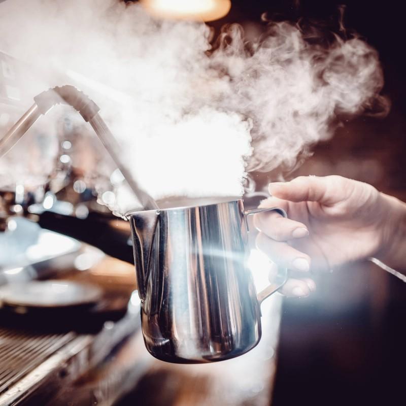 Kaffeespezialitaeten, die man vorwiegend in Italien trinkt