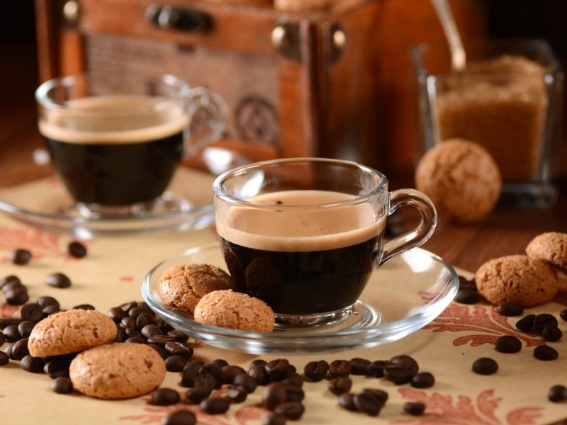 Italienische Kaffeespezialitäten: Un Caffé, per favore!