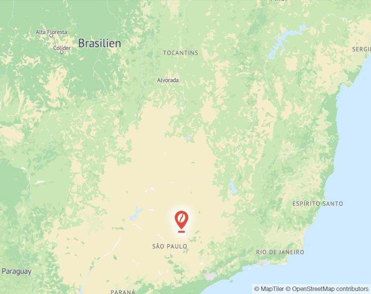 Fazenda Rainha, São Sebastiãno da Grama, Brasilien