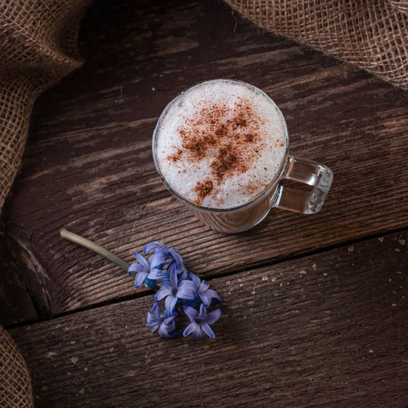 Caffe Mocha oder Mochaccino