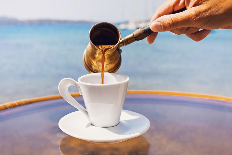 Ikaria-Kaffee zum Abnehmen