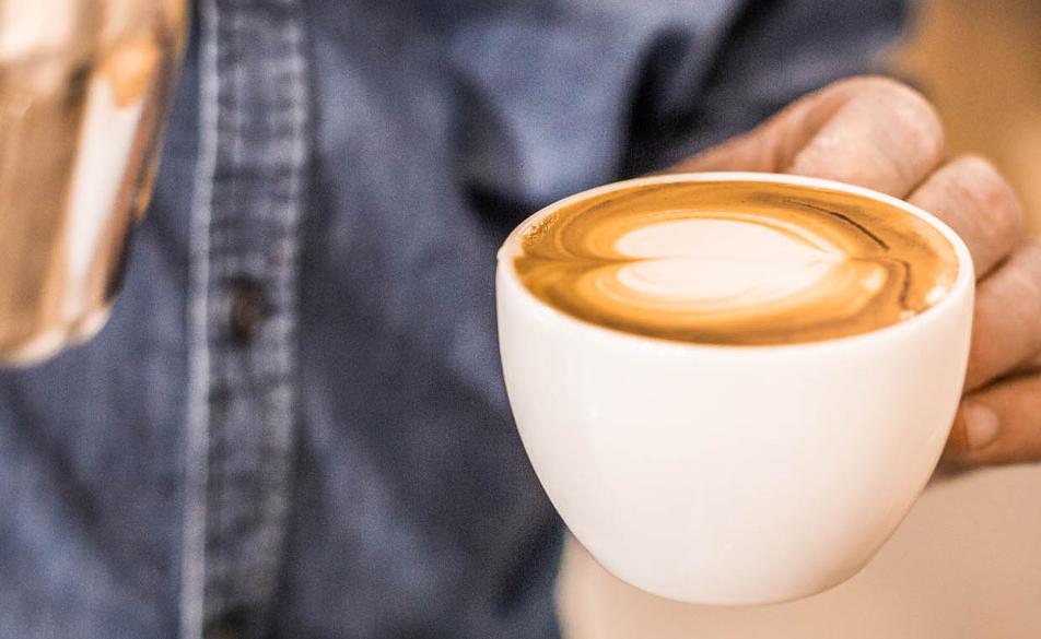 Zubereitung Cappuccino